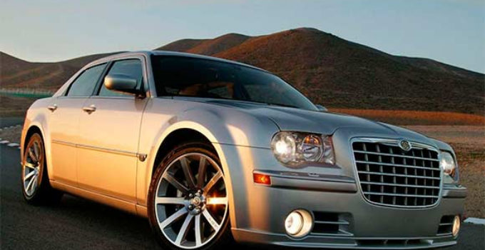 Ficha T cnica Completa Do Chrysler 300C SRT8 6 1 V8 2008