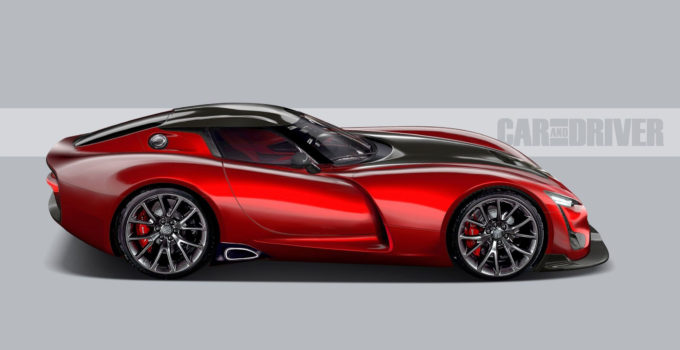Dodge Viper Concept 2020 Review Specs Price Release Date