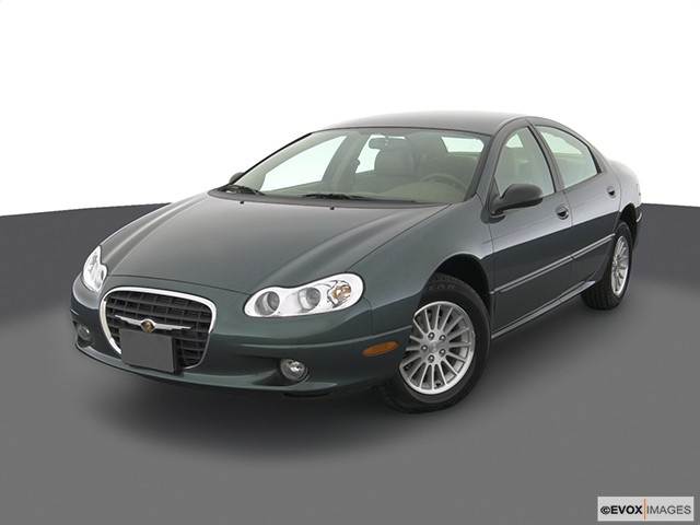 2004 Chrysler Concorde Read Owner And Expert Reviews