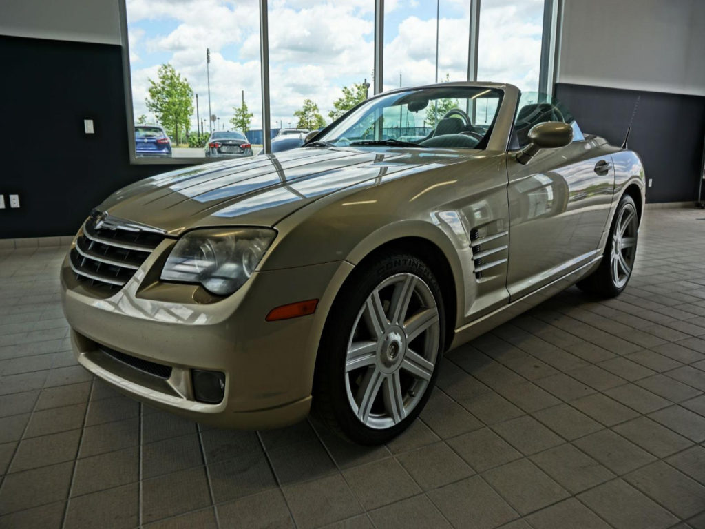 2007 Chrysler Crossfire For Sale In Granby QC 1300052716