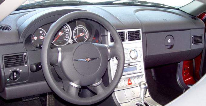2004 Chrysler Crossfire Reviews Research Crossfire