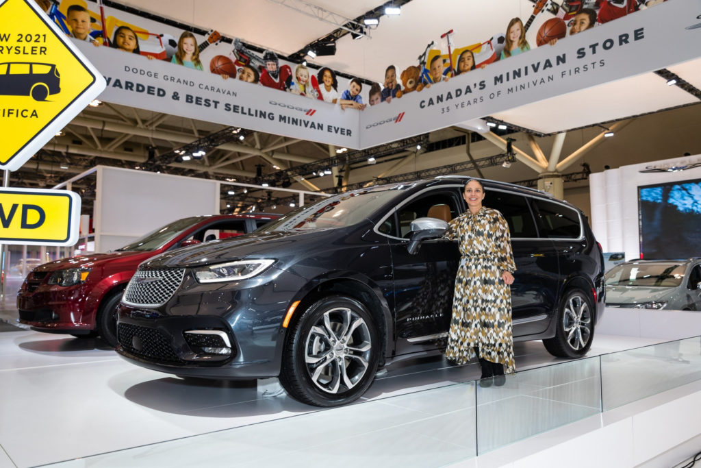 2021 Dodge Caravan Review Redesign Towing Capacity