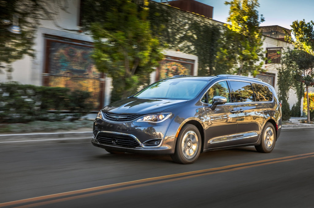 2018 Chrysler Pacifica Reviews Research Pacifica Prices
