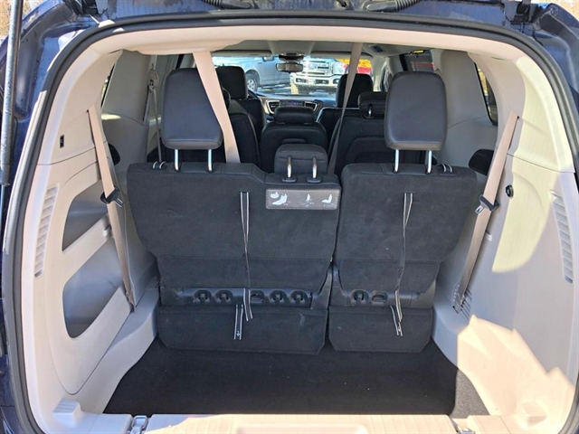 Stock 62CP USED 2017 CHRYSLER PACIFICA Greater