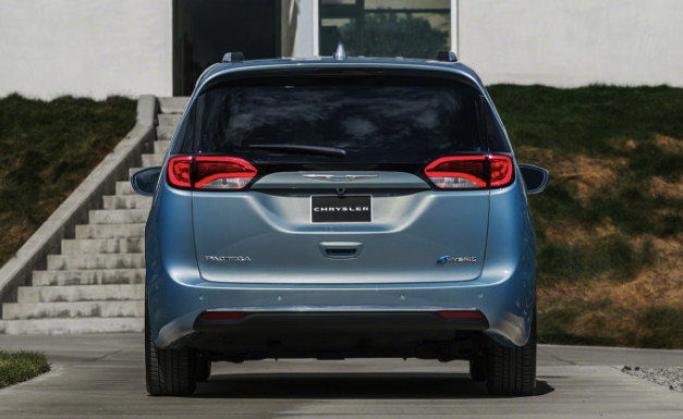2017 Chrysler Pacifica Touring First Test Review Car And