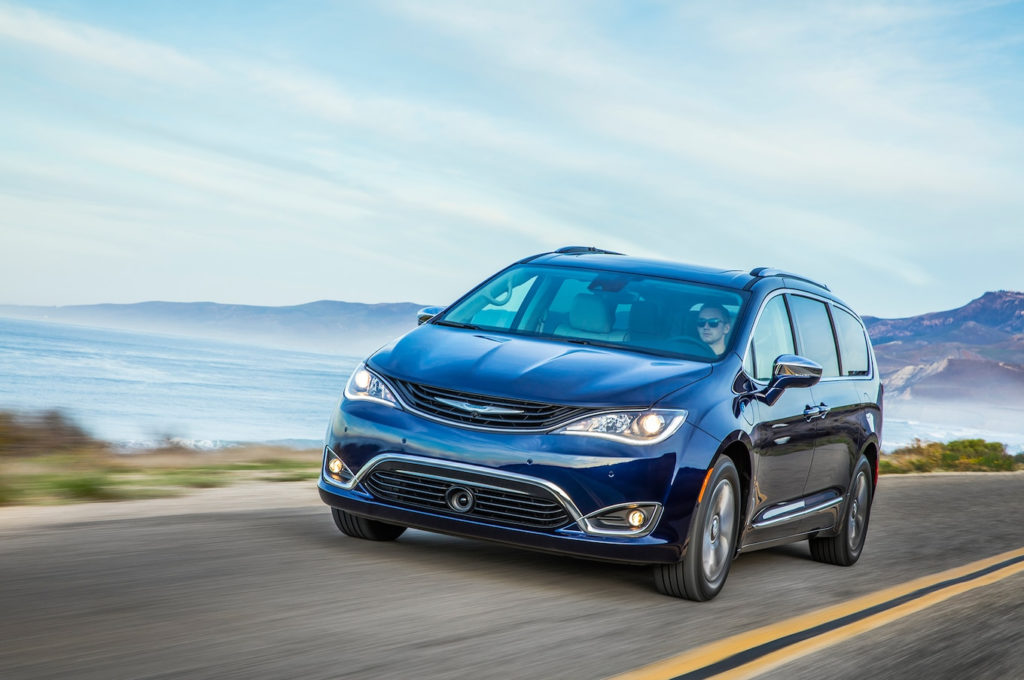 2018 Chrysler Pacifica Reviews And Rating Motor Trend
