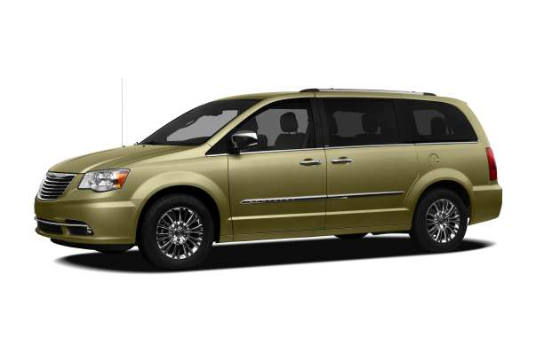 2011 Chrysler Town Country Touring L Front wheel Drive