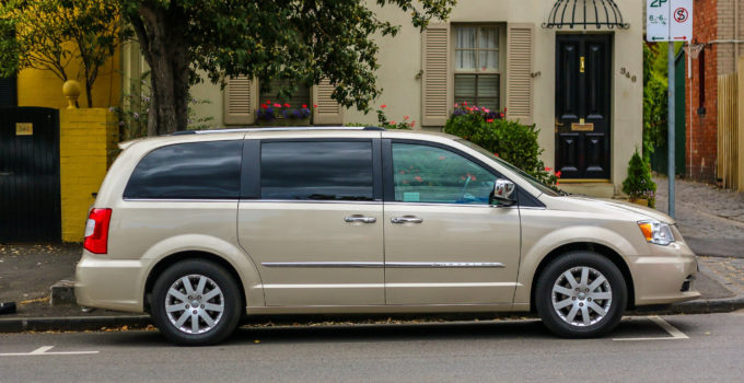 Chrysler Grand Voyager Review CarAdvice