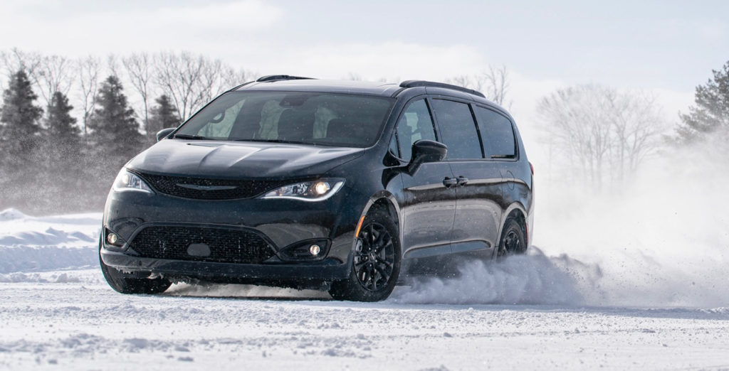 2020 Chrysler Pacifica AWD Launch Edition Brings All wheel