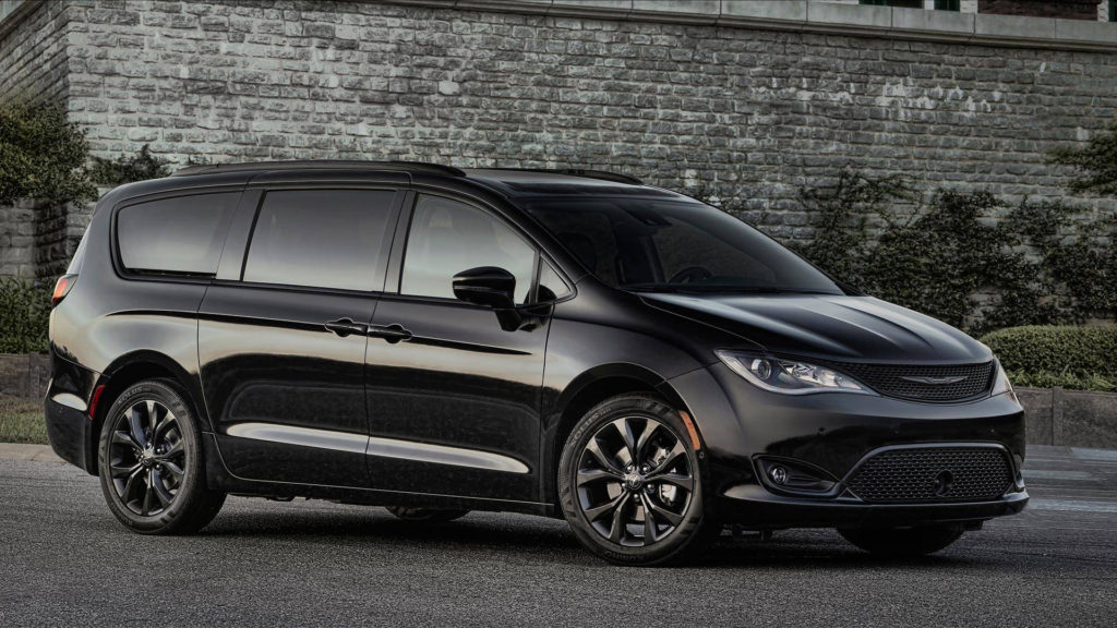 Chrysler Pacifica AWD Expected In Q2 2020 With Plug In