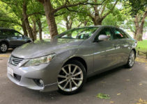 2010 Toyota MARK X 250G S Package Relax Selection Paul