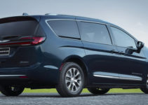2021 Chrysler Pacifica Hybrid Gets Updated FCA JeepFCA Jeep