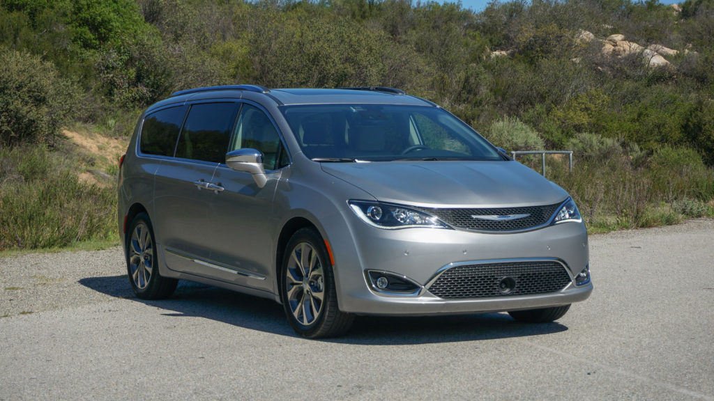 2017 Chrysler Pacifica Software Glitch Forces Recall