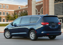 2021 Chrysler Voyager Spy Photos Top Newest SUV