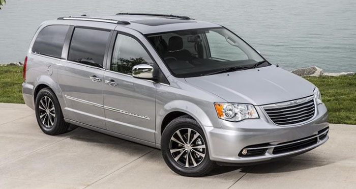 2018 Chrysler Town And Country Changes Redesign Specs