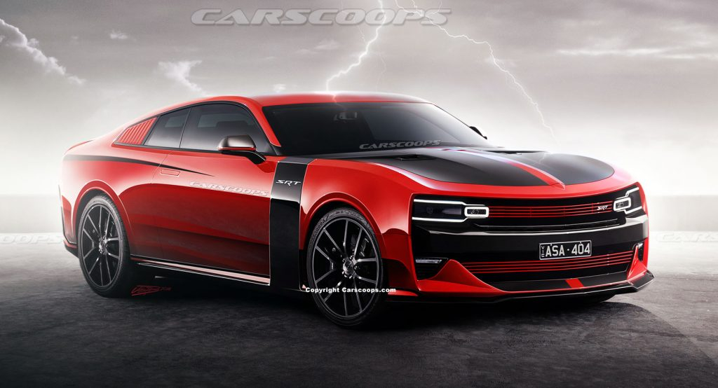 2020 Chrysler Valiant Charger Reimagining An Aussie Icon