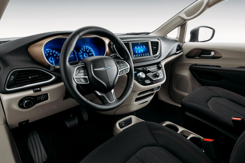 2020 Chrysler Voyager Interior Review Seating