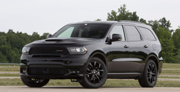 2021 Dodge Durango Srt Hellcat Horsepower Interior Gas