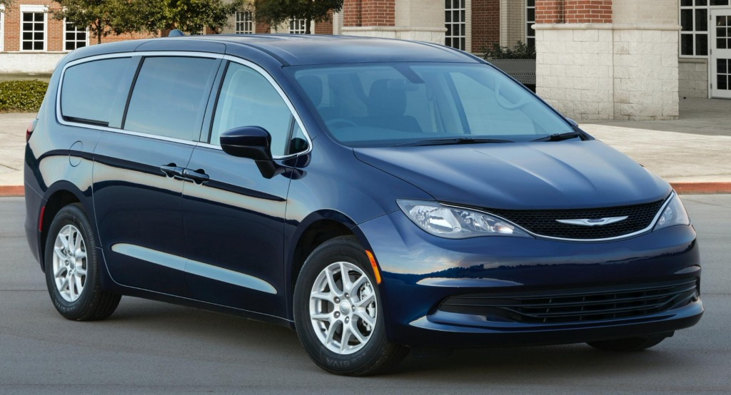 2021 Chrysler Voyager Release Date Top Newest SUV