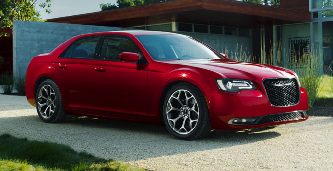 2017 Chrysler 300 Price Photos Reviews Features