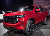 2021 Chevy Tahoe Is Richer And More Refined Chevy Tahoe