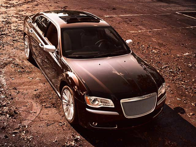 New Luxury Series For Chrysler 300 Flagship CarBuzz