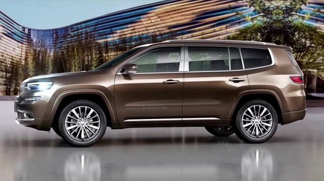 2020 Jeep Wagoneer Price Release Date Specs SUV Project