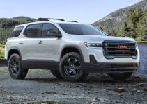 GMC Acadia Reviews Prices New Used Acadia Models