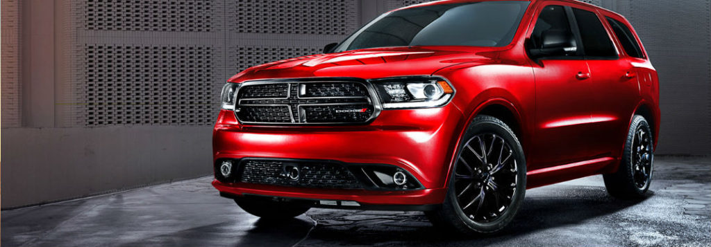 2017 Dodge Durango Towing Capacity Specs