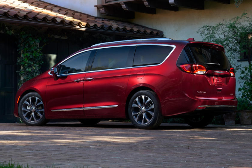 2020 Chrysler Pacifica Review Trims Specs Price New