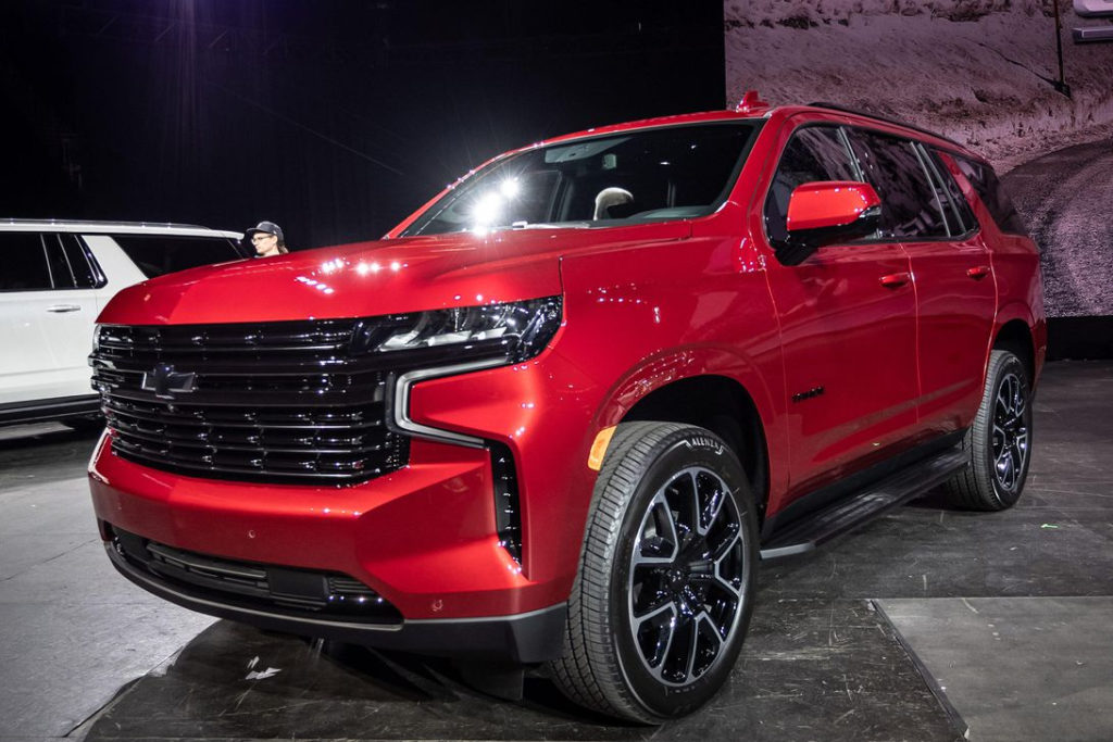 2021 Chevy Tahoe Is Richer And More Refined Roadshow