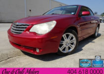 2008 Chrysler Sebring Limited Convertible FWD For Sale In