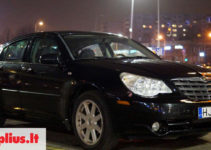 Chrysler Sebring 2 0 L Saloon Sedan 2009 11 M