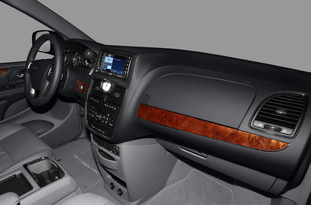 2012 Chrysler Town And Country Price Photos Reviews