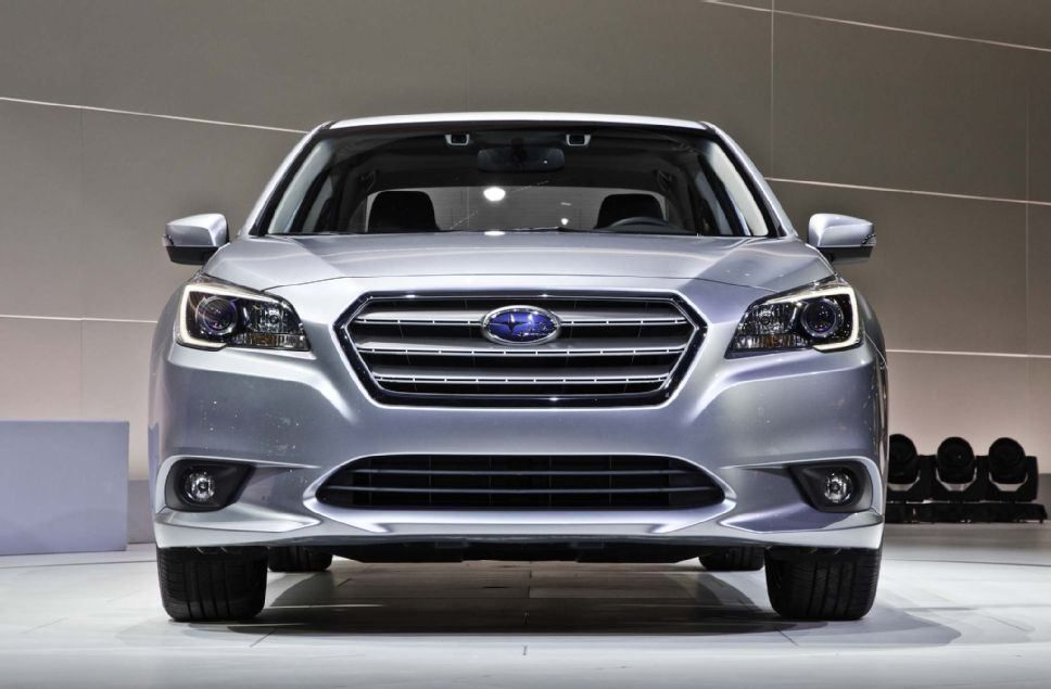 2015 Subaru Legacy Review Price Specs Redesign Subaru