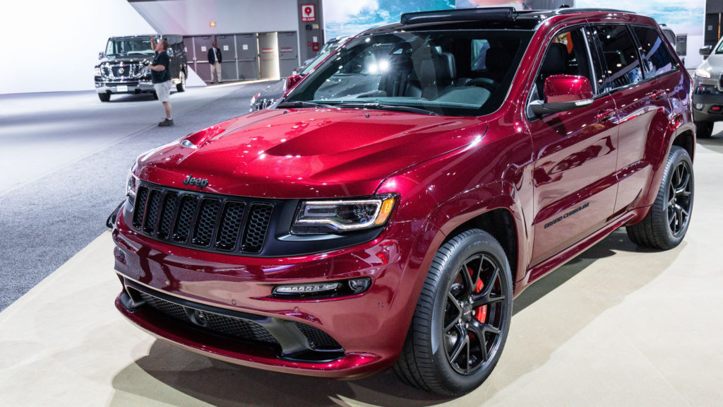2016 Jeep Cherokee SRT News Reviews Msrp Ratings With