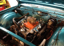 New Engine For The 65 Chrysler 300 Convertible