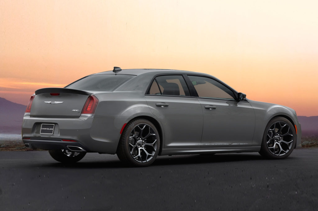 2018 Chrysler 300S Sport Appearance Packages Auto Car Update