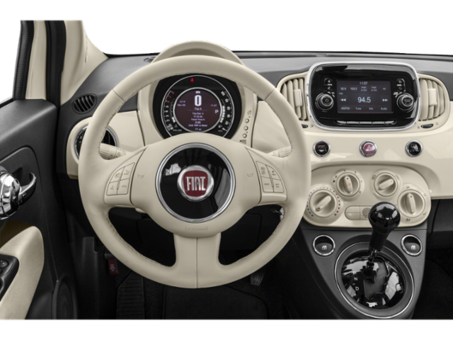New 2019 FIAT 500 Pop Hatchback In Patchogue F190007