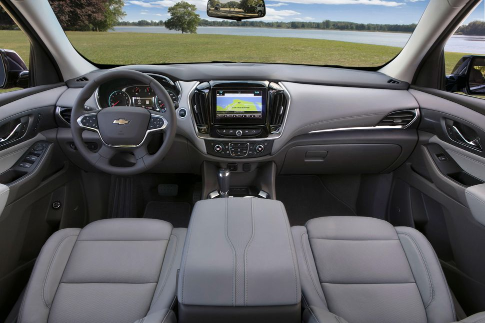 2019 Chevrolet Traverse Model Overview Pricing Tech And