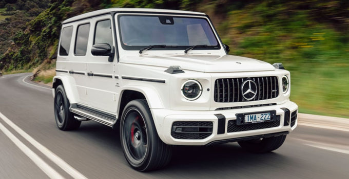Mercedes AMG G63 2019 Pricing And Specs Confirmed Car