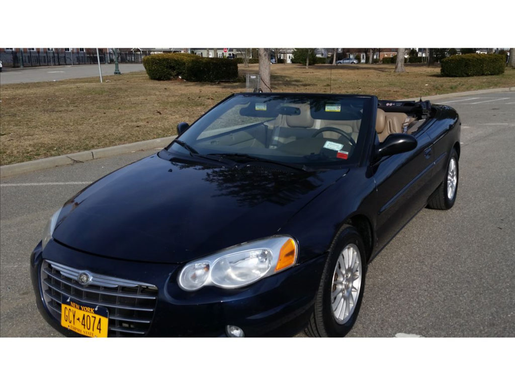 2004 Chrysler Sebring For Sale By Owner In Wantagh NY 11793
