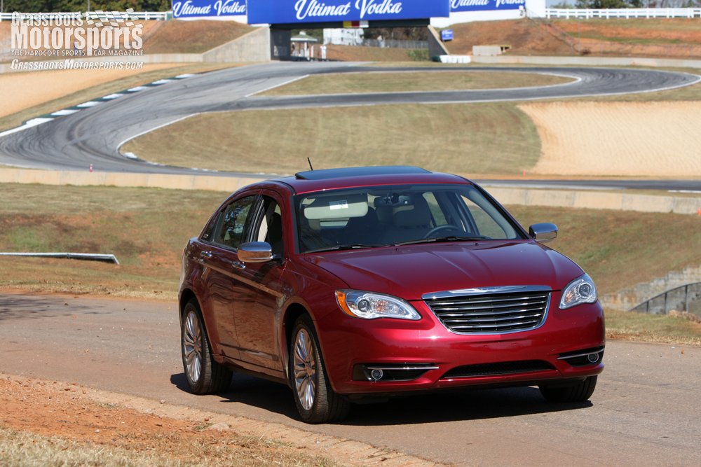 2013 Chrysler 200 Limited New Car Reviews Grassroots