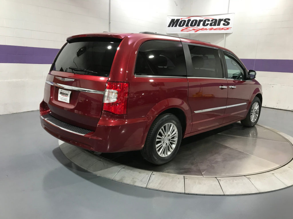 2013 Chrysler Town And Country Touring L Stock 24589 For
