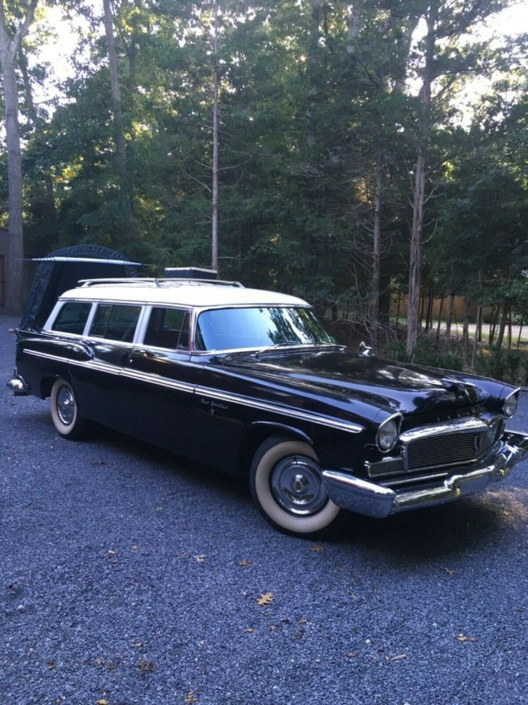 Chrysler New Yorker Town Country 1956 For Sale Specs