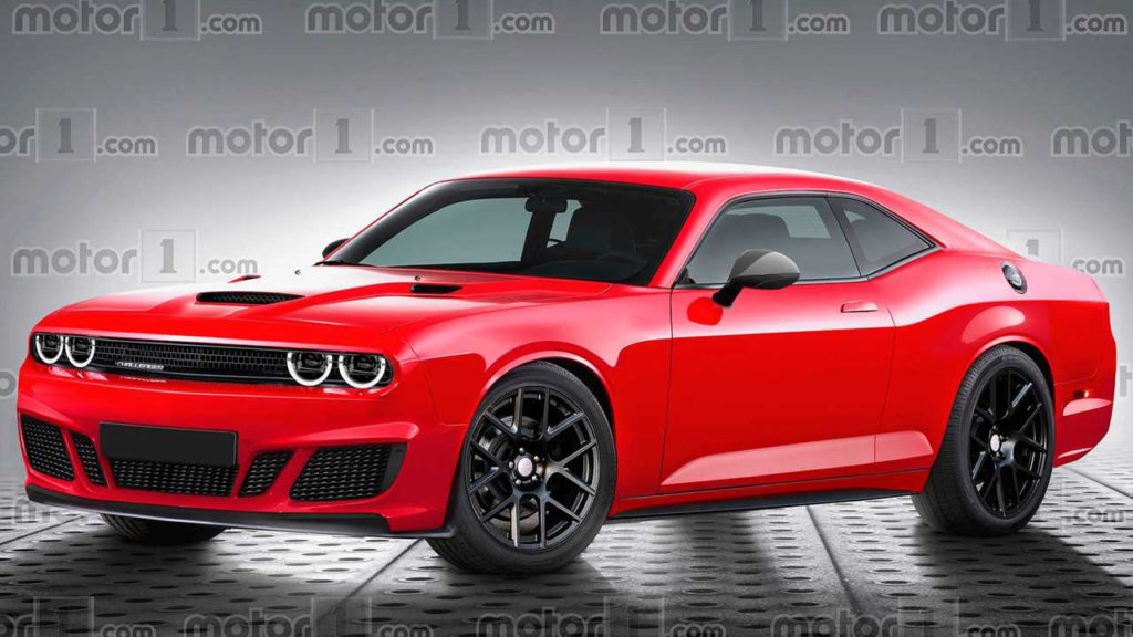 Next Dodge Challenger Might Be Electrified Says FCA Boss