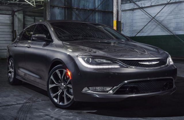 2018 Chrysler 200 New Picture And Walpaper Update