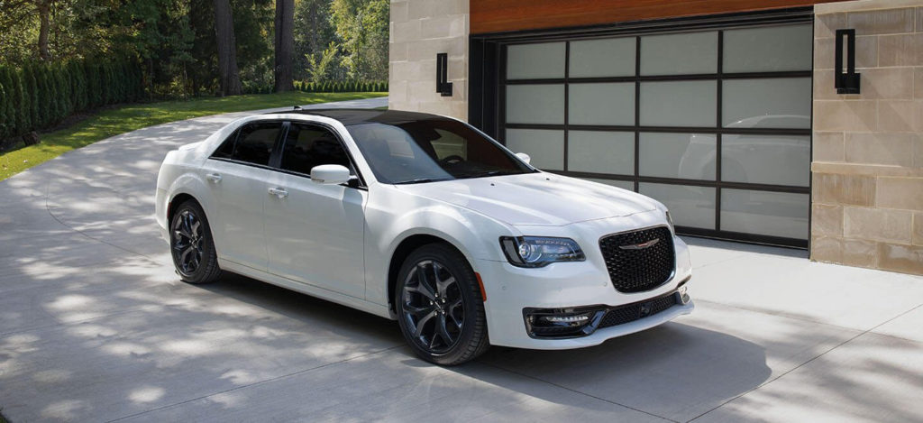 2020 Chrysler 300 Interior Images More
