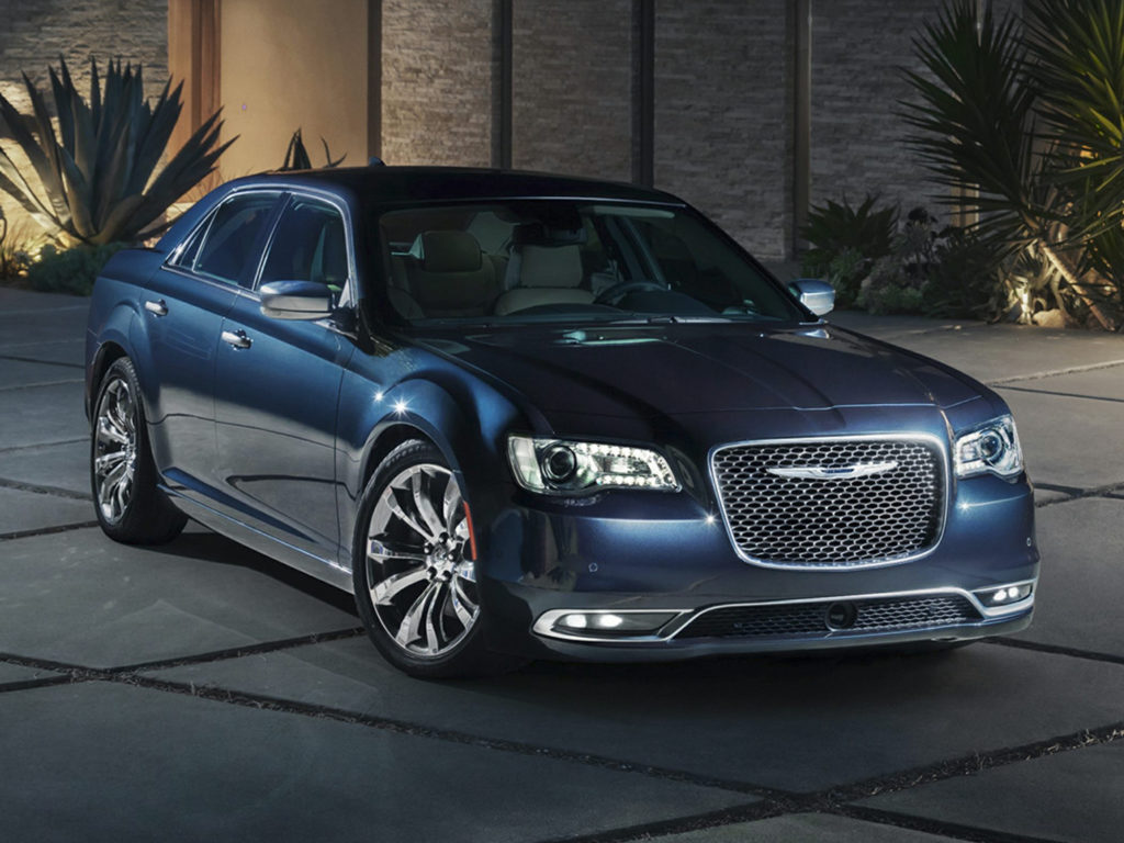 2018 Chrysler 300 Deals Prices Incentives Leases