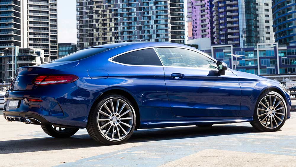Mercedes Benz C200 Coupe 2016 Review CarsGuide